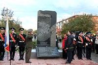 памятник афганцам в ачинске