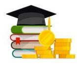стек-стоимость-идея-learning-кепка-прибыль-мультфильм-шапка-стипендия-градация-прибыль-векторный-клипарт_csp73684904